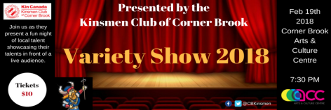 2018 Winter Carnival Variety Show